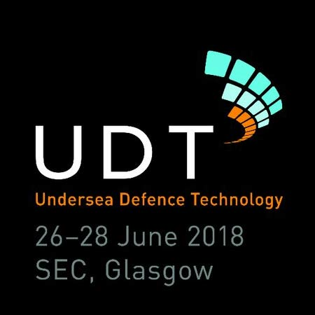 Undersea Defence Technology conference Glasgow June 2018