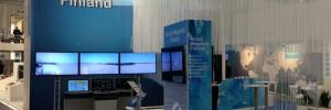arctic waypoint exhibition stand