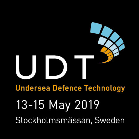 Undersea Defence Technology 2019 Logo
